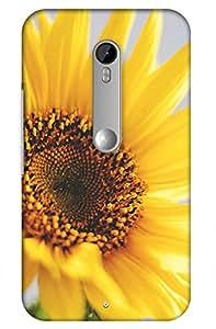 girl Printed Case for Motorola Moto X Play