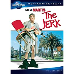 The Jerk [DVD + Digital Copy] (Universal's 100th Anniversary)