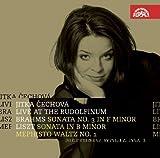 Brahms - Sonata No 3/Liszt - Sonata in B Jitka Cechova