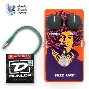 Dunlop Jimi Hendrix 70th Anniversary Tribute Series: Fuzz Face