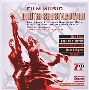 Shostakovich - Film Music from Capriccio