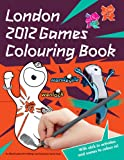 51eNriokliL. SL160  London 2012 Games Colouring Book
