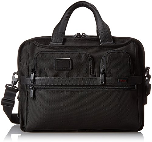 Tumi Alpha T-Pass Medium Capacity Laptop Brief 26145 男式15寸公文包/笔记本电脑包