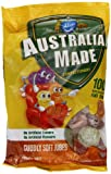Australian Made Cuddly Soft Jubes Confectionery (Pack of 6)