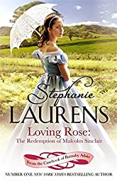 Loving Rose: The Redemption of Malcolm Sinclair: Number 3 in series (From the Casebook of Barnaby Adair)