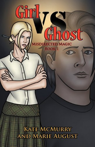 Girl vs Ghost by Kate McMurry