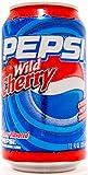 Pepsi Wild Cherry 6