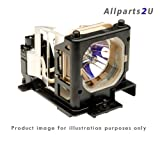AllParts2u® Projector Lamp ACER P1220 Original Bulb With Replacement Housing