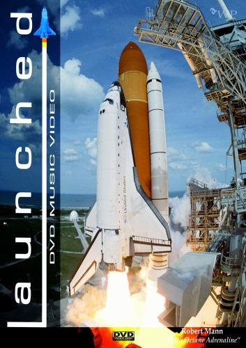 Launched 2009 - High Octane 37 Million Horse Power Nasa Space Shuttle Adrenaline Rush .