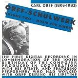 Orff-Schulwerk, Vol. 2: Musik für Kinder