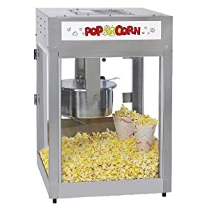 Amazon.com: Gold Medal 2552LS 120240 - Popcorn Machine, 12 ...