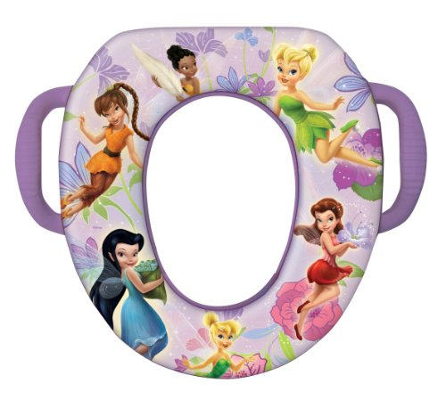 Disney Soft Potty Seat, Faries Natural Helpers
