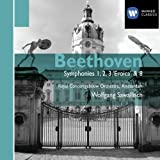 Beethoven: Symphonies 1, 2, 3 'Eroica' & 8