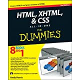 HTML, XHTML and CSS All-In-One For Dummies ~ Andrew Harris