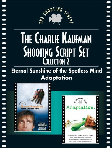 Charlie Kaufman Shooting Script Set, Collection 2:...