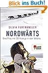 Nordw�rts: Eine Frau mit 30 Huskys in...
