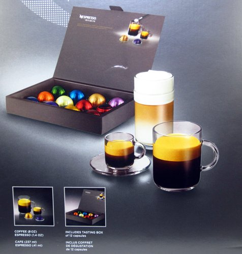 how to use a nespresso machine vertuoline