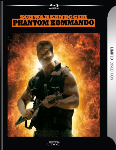 Phantom Kommando - Kinoversion + Director's Cut - Limited Cinedition (+ DVD) [Blu-ray]