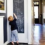 FANCY-FIX Vinyl Blackboard Chalkboard...