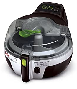 Tefal ActiFry Family Low Fat Healthy Fryer AW950040 - 1.5 kg, Black