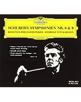 """Symphonie N°8 D759 """"Inachevée"""" - Symphonie N°9 D944 """"La Grande"""""""