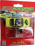 Micro Scalextric Micro US Stock Car Green 6 G2158