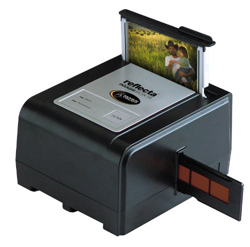Reflecta Imagebox iR - Flim/Slide/Photo Scanner