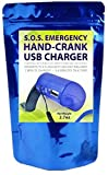 Emergency-Power-USB-Hand-Crank-SOS-Phone-Charger-Camping-Backpack-Survival-Gear-Cell-Radio-Light