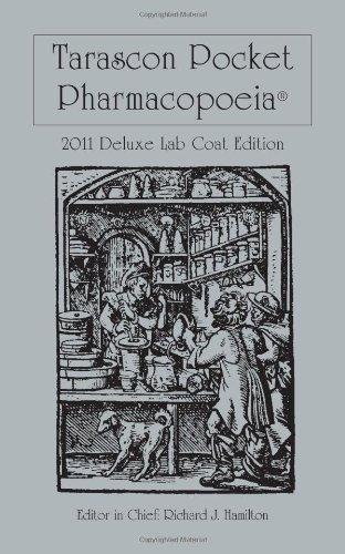 Tarascon Pocket Pharmacopoeia: Deluxe Lab-Coat Pocket Edition