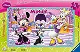 Ravensburger - 06049 8 - Puzzle Incorniciato 15 Pezzi - Minnie Mouse