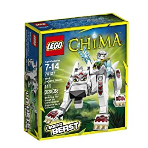 Lego, Legends of Chima, Wolf Legend Beast (70127)