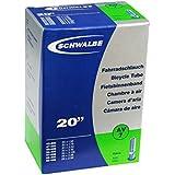 Schwalbe 20X1.75-2.125 Tube Schrader AV7 - Black