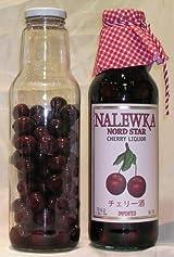 ポーランド「ナレワカ」 ブラックチェリー果実酒700ml 【翌日出荷可能品】