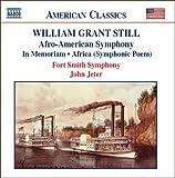 スティル:交響曲第1番「アフロ=アメリカン」/交響詩「アフリカ」/他