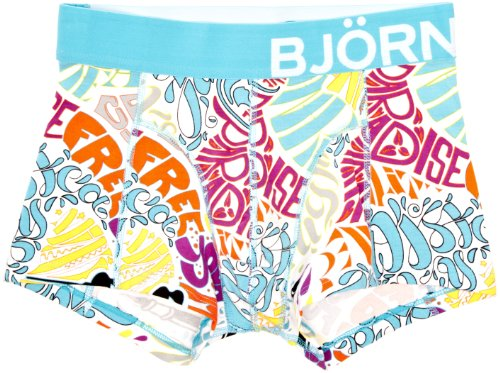 Bjorn Borg Twisted Fantasy Short Without Fly Men's Boxers
