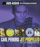 echange, troc Carl Perkins - Jet Propelled: The 1978 Comeback