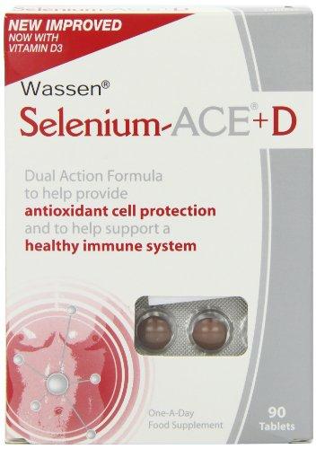 Selenium-Ace Tablets 90 Days