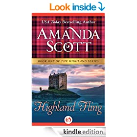 Highland Fling (The Highland Series,1)