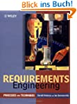 Requirements Engineering: Processes a...