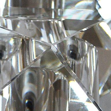 moderne de cristal murale avec 1 plaquent lumiššre terminšŠ