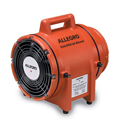 Explosion Proof Blowers : Allegro industries plastic compaxial explosion proof