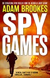 img - for Spy Games book / textbook / text book