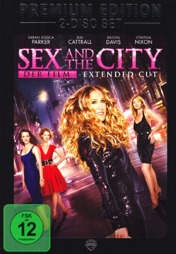 Sex and the City - Der Film (Premium Edition) [2 DVDs]