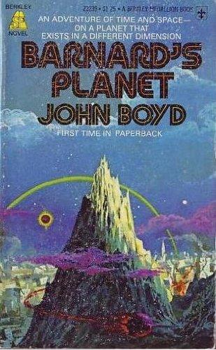 Image for Barnard's Planet