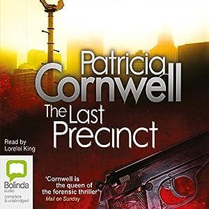 The Last Precinct Hörbuch