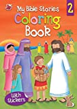 img - for My Bible Stories Coloring Book 2 book / textbook / text book
