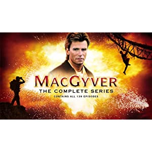 MacGyver - The Complete Series (1985)