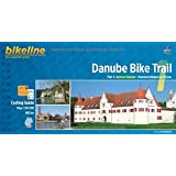 Cycling Guide Danube Bike Trail 1: Part 1: German Danube. From Donaueschingen to Passau 1:50.000, 580 km, GPS-Tracks-Download, wetterfest/reißfest