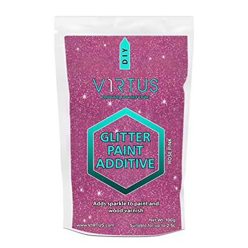 v1rtus-rose-pink-glitter-paint-crystals-additive-100g-for-emulsion-paint-for-use-with-interior-exter