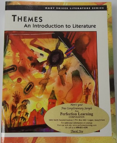 Themes: An Introduction to Literature (Many Voices Literature)